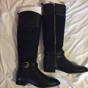 NWT Tory Burch riding boots
